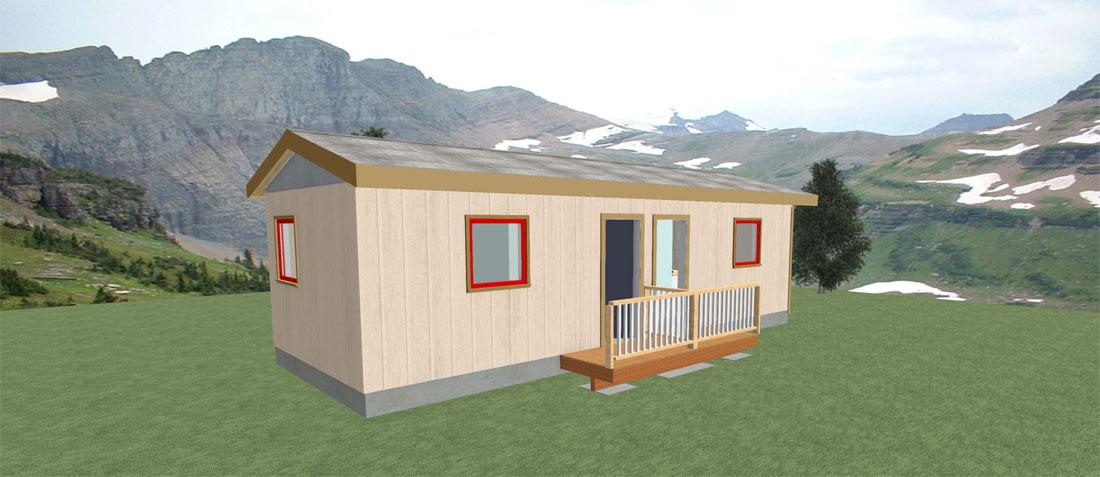 Veterans Village Housing